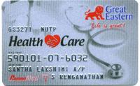 NUTP Card
